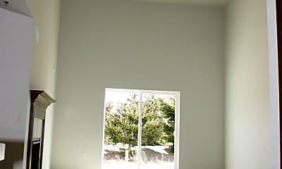 Living Room, Washington Lofts, 0