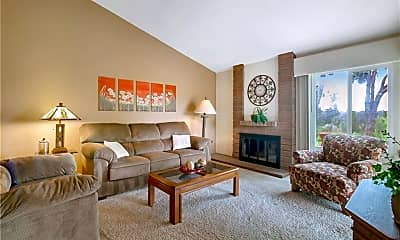 Living Room, 27626 Via Turina    (55+ Gated community), 2