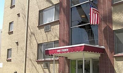 Building, 945 N Ogden St, 0