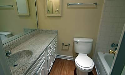 Bathroom, Brookhaven, 2