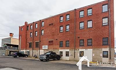 Building, 120 W 1st St, 2