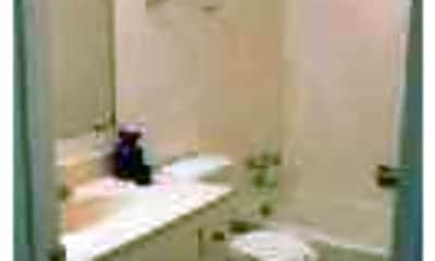 Bathroom, Rose Garden Apartments, 2