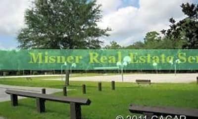 Community Signage, 4449 SW 21st Ln, 2