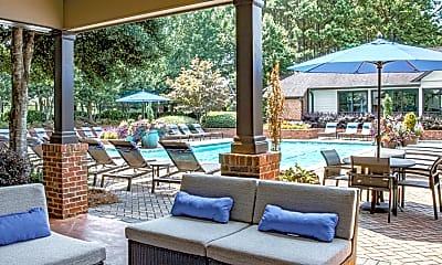 Pool, MAA Oglethorpe, 1