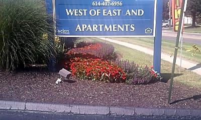 West Of Eastland, 1