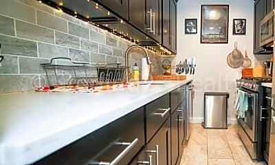 Kitchen, 21-22 Steinway St, 1