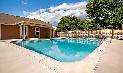 Pool, Pepper Tree Apartments, 0