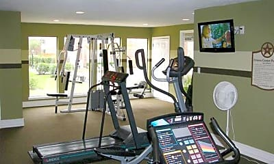 Fitness Weight Room, 1881 Airport Fwy, 2