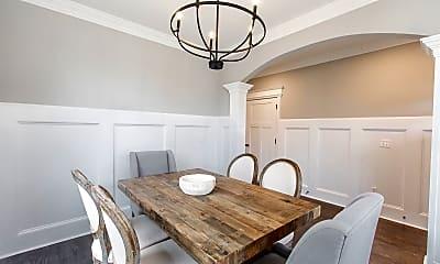 Dining Room, 1615 Helmsdale Dr, 2