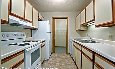 Kitchen, Shawnee Lake Apartments, LLC, 1