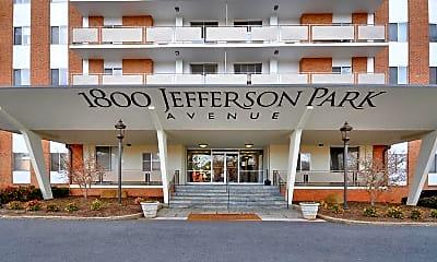 1800 Jefferson Park Ave, 1