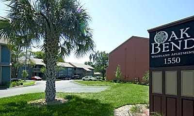 Community Signage, Oak Bend, 2