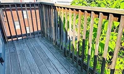Patio / Deck, 56 Groton St 3, 2