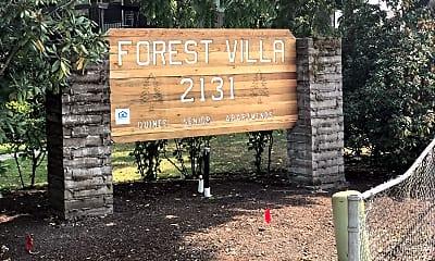Forest Villa/Manor, 1