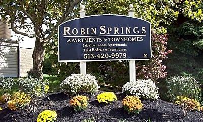 Robin Springs Apartments, 1
