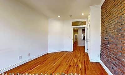 Living Room, 84 Bradhurst Ave., 2