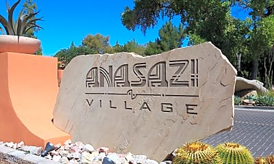 Community Signage, 12212 N Paradise Village Pkwy W 302, 1