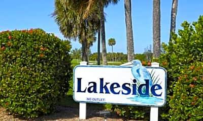 Community Signage, 5602 NE Gulfstream Way, 0