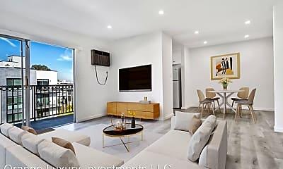 Living Room, 1845 Glendon Ave, 0