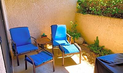 Patio / Deck, 1150 E Palm Canyon Dr, 2