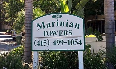 Marinian Towers, 1