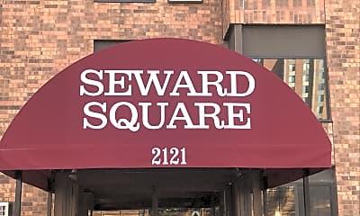 Seward Square Apts, 1