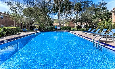 Pool, Heritage at Temple Terrace, 0