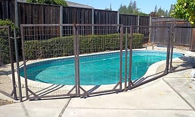 Pool, 829 Rose Blossom Dr, 2