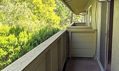 Patio / Deck, 3520 Brook St, 2