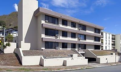 Building, 245 Iolani Ave, 1