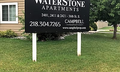 Waterstone Apartments, 1