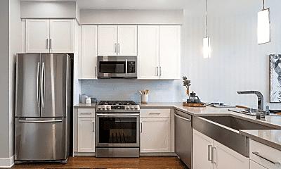 Kitchen, 8090 W Long Dr, 1
