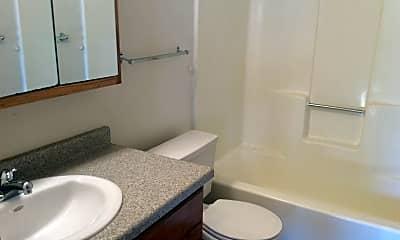 Bathroom, 1425 14th St W, 2