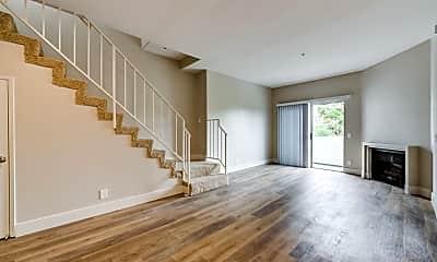 Living Room, Vue Sherman Oaks, 1