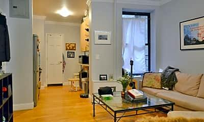 Living Room, 243 E 13th St 2F, 0
