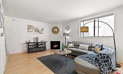 Living Room, 1434 S Point View St 108, 1
