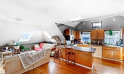 Kitchen, 40 Brainerd Road, Unit 3,, 1