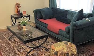 Living Room, 2517 Forest Glen Rd, 0