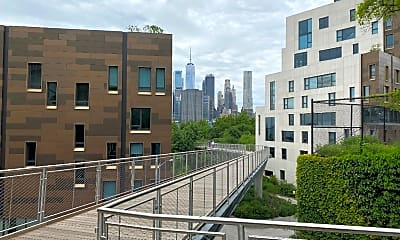 Building, 32 Middagh St, 2