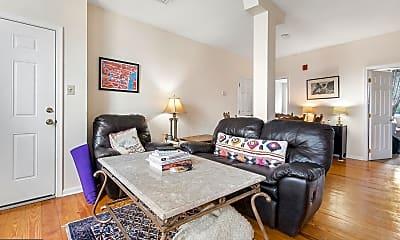 Living Room, 321 N Front St 4, 1