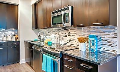 Kitchen, The Upton, 1