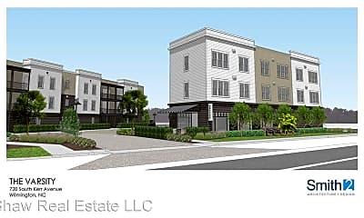 Building, 726 S Kerr Ave, 1