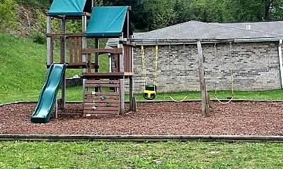 Playground, Orleans Terrace Apartments, 1