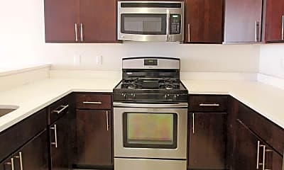 Kitchen, 111 Glenwood Avenue, 2