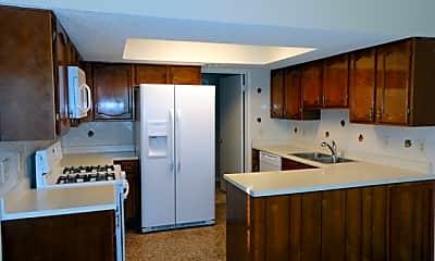 Kitchen, 3535 Le Blanc Street, 1