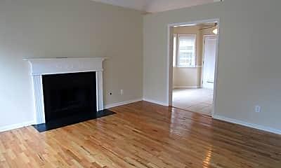 Living Room, 4315 Morningside Drive, 1