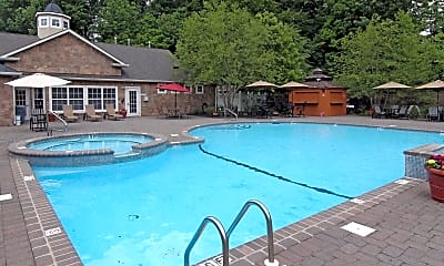Pool, The Enclave at Livingston Country Club, 2