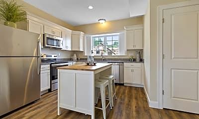 Kitchen, Redtail Crossing, 2