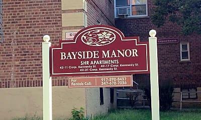 Bayside Manor, 1
