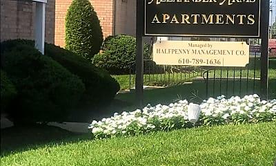 Alexander Arms Apartments, 1